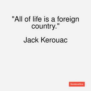 Jack Kerouac Quotes On Drinking. QuotesGram