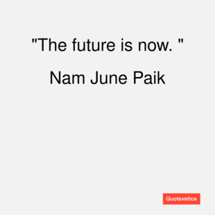the life history and art careers of nam june paik Nam june paik is a pivotal figure in the history of modern art additional materials that provide insight into paik's career include documentation of early.