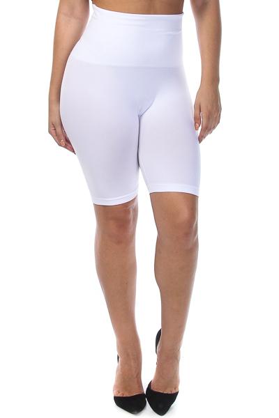 Spandex Shape Wear Long Shorts