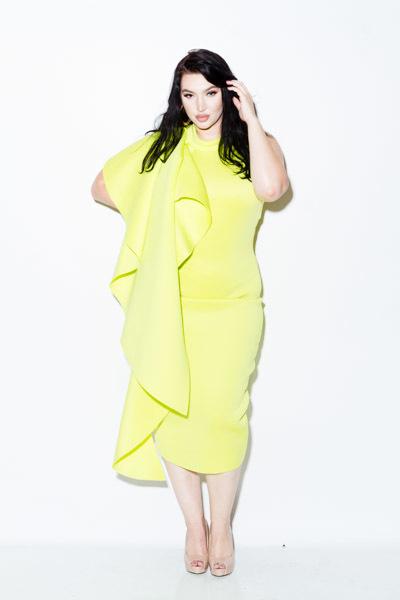 SEXY ONE SHOULDER DRESS