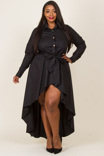 WAIST TIED COOL JACKET DRESS