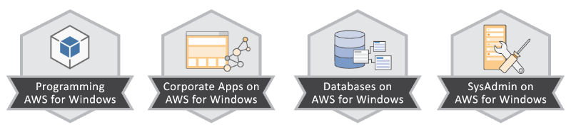 AWS Windows qwiklabs