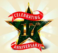 17th Anniversary Celebration!