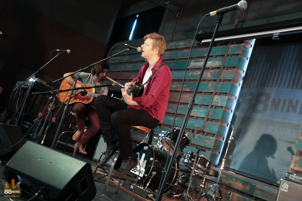 Radio Milwaukee events include Studio:Milwaukee sessions, like this one with Spoon