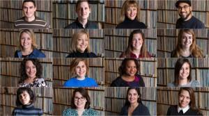 Radio Milwaukee staff collage