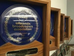 Radio Awards from Wisconsin Broadcasting Association