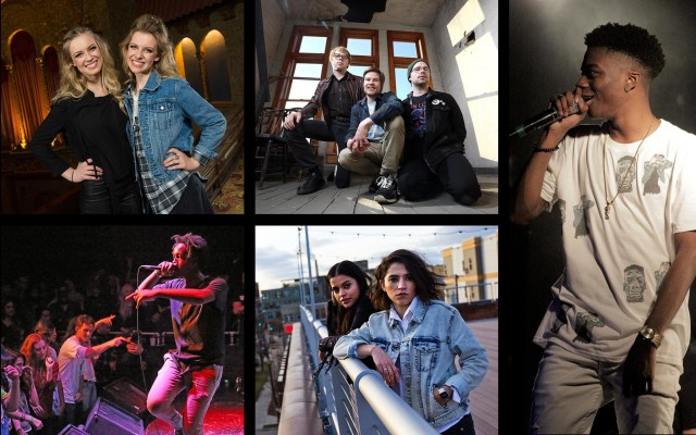 Five Bands to Watch 2016