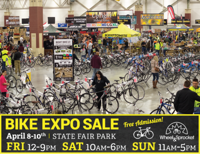 Wheel & Sprocket Bike Expo