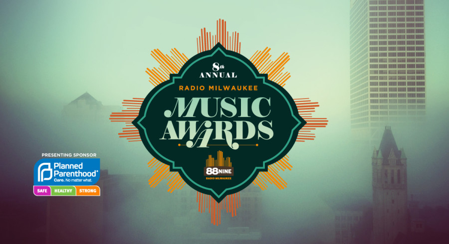Radio Milwaukee Music Awards 2015 logo