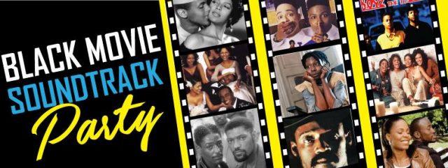 black movie soundtrack party