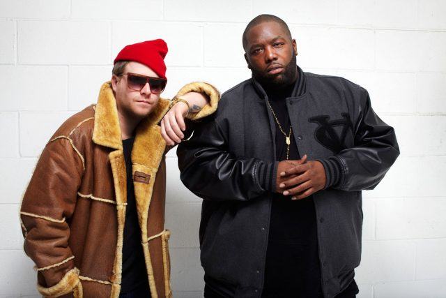 "Run The Jewels - RTJ3 - ""Talk To Me"""