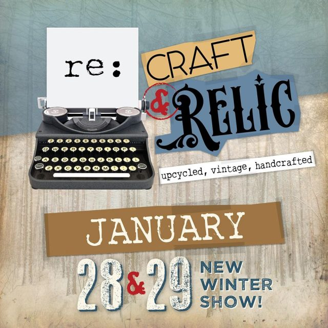 January reCraft Logo