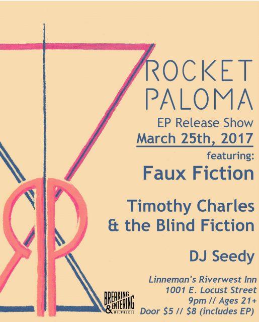 Rocket Paloma EP Release