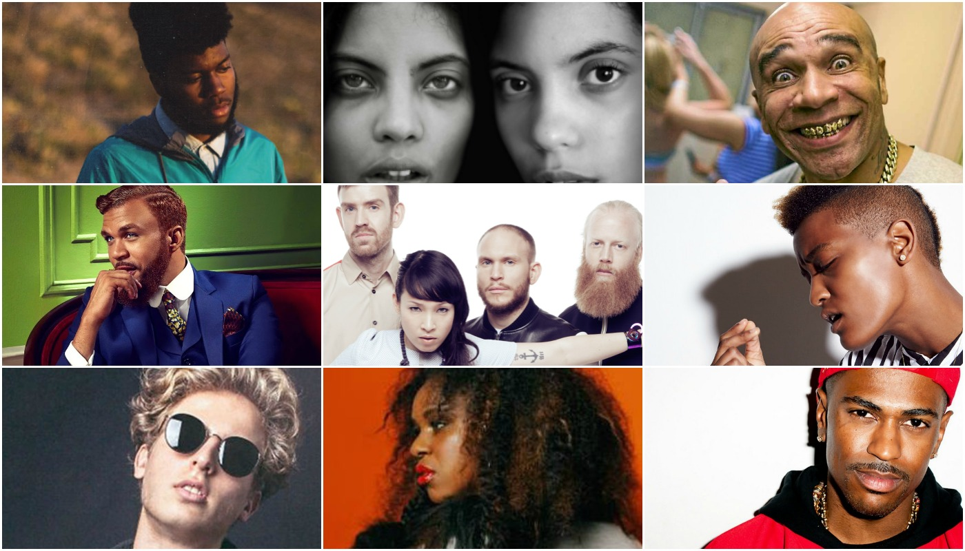 Rhythm Lab Radio - Jidenna, Goldie, Big Sean, IBEYI