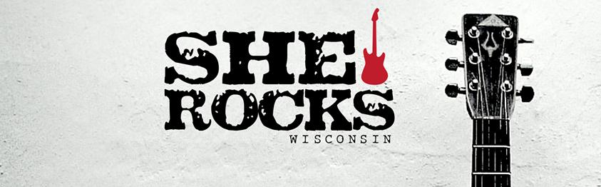 SheRocks Cover