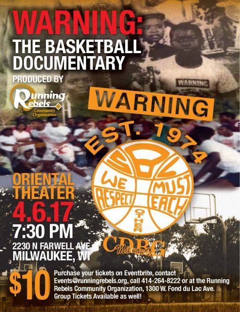 WARNING basketball league