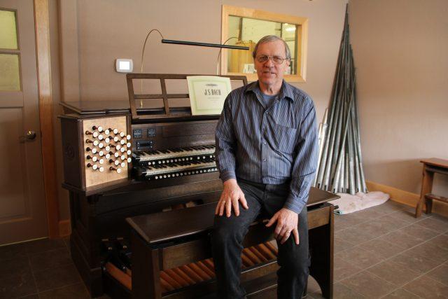 Meet John Nolte, owner of Nolte Organ Building in West Allis, Wisconsin.