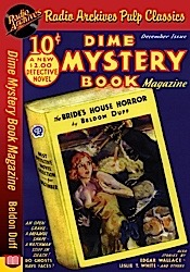 Dime Mystery Book Magazine eBook