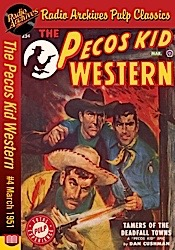 The Pecos Kid Western #4 eBook