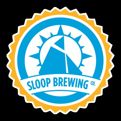 Sloop logo full color with background