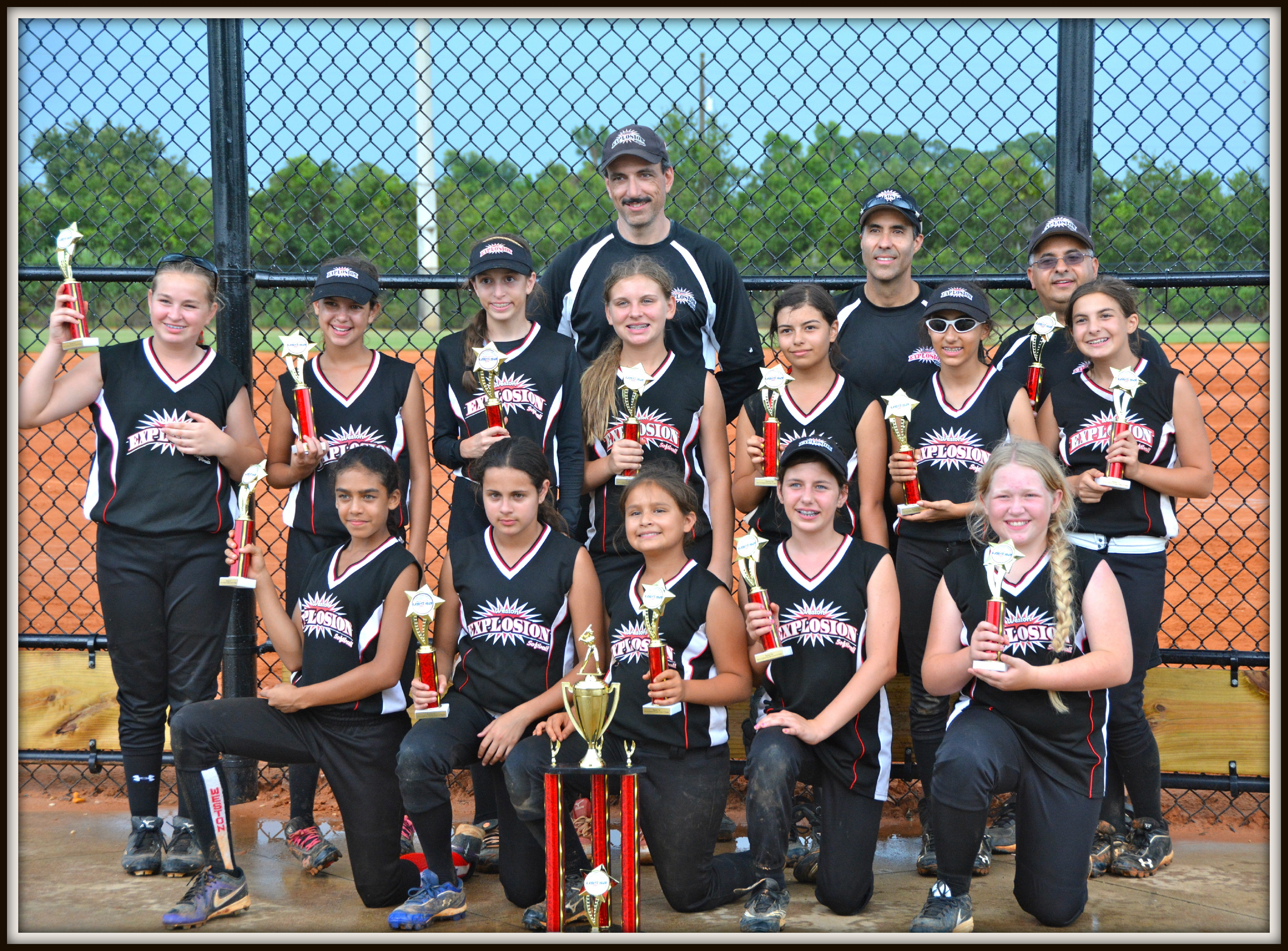 Weston Explosion Goes to USSSA World Series