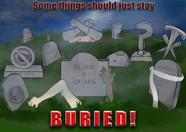 Buried! Returns