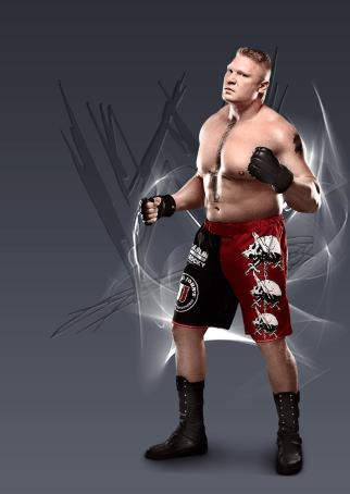 Lesnar-WWE