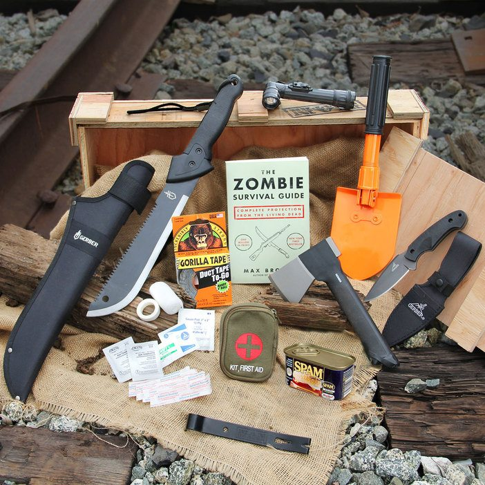 Zombie Crate