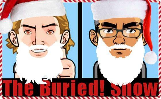 The Buried! Show XMas Slider
