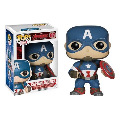 Captain America-Funko