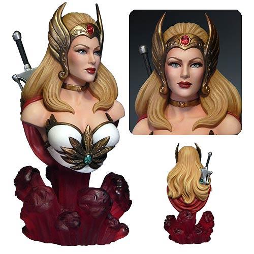 She-Ra Bust