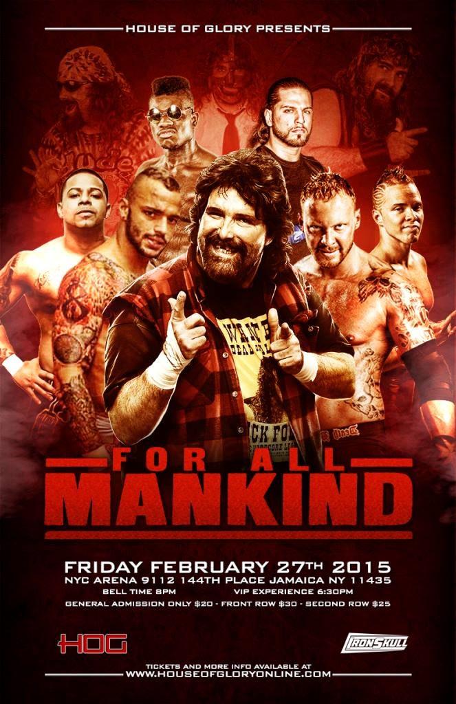 HOG-For All Mankind Poster