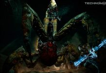 The Technomancer - Mars Mantis