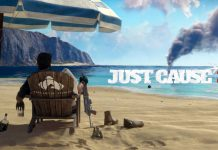 Just Cause 3 - Twitter image