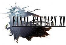 Final Fantasy XV - logo