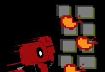 Deadpool - by SharkBomb