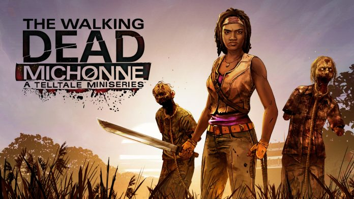 The Walking Dead - Michonne's Story