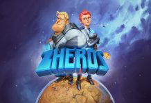 Zheroes - logo