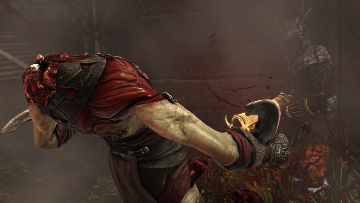 Nosgoth - Beastmaster decap
