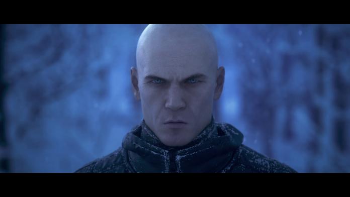 Hitman - snow