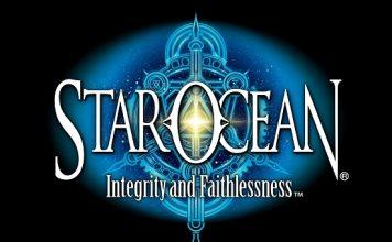 Star Ocean: Integrity and Faithlessness - logo
