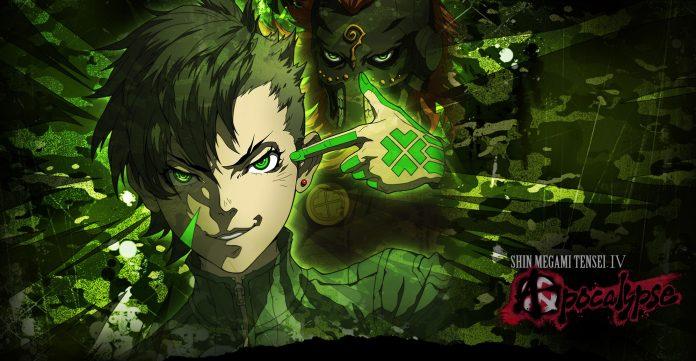 Shin Megami Tensei IV: Apocalypse - cover