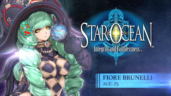 Star Ocean: Integrity and Faithlessness - Fiore