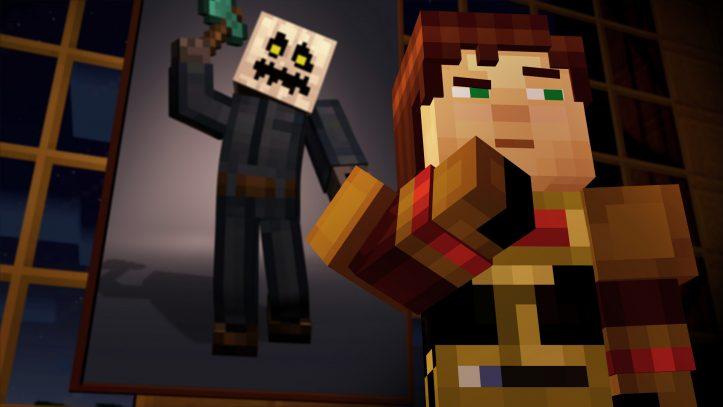 Minecraft: Story Mode - Mystery
