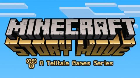 Minecraft: Story Mode - logo