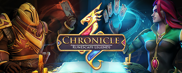 Chronicle: RuneScape Legends - cover