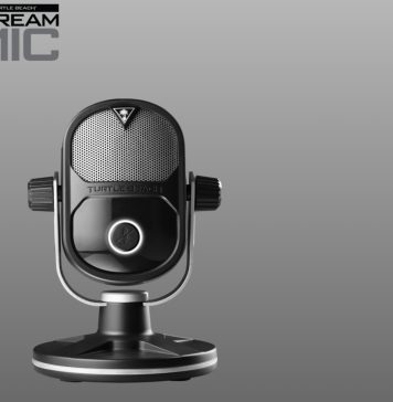 Turtle Beach Stream Mic - front