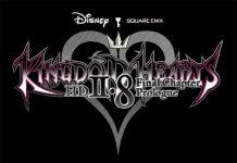 Kingdom Hearts II.8 - logo