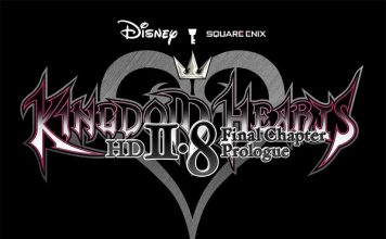 Kingdom Hearts II.8 - logo
