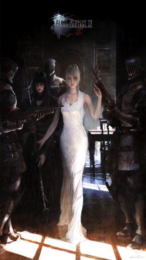 Final Fantasy XV - Luna